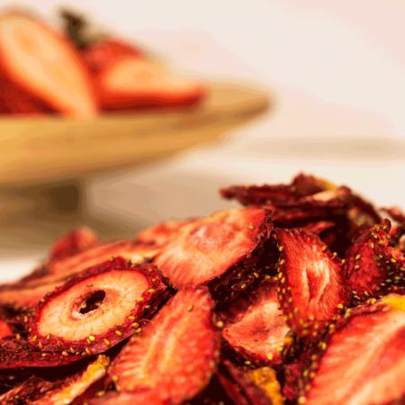 فواكه مجففة – فراولة 250 غم