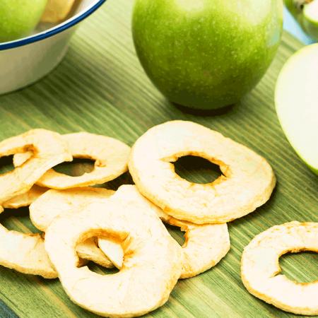 فواكه مجففة – تفاح 500 غم