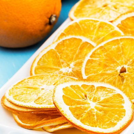 فواكه مجففة – برتقال 300 غم