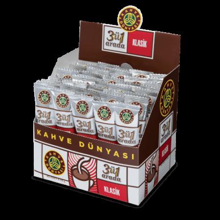 قهوة تركية 3*1 ( قهوة دنياسي ) 40 كيس