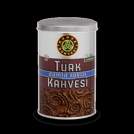 قهوة تركية بالمستكة ( قهوة دنياسي )