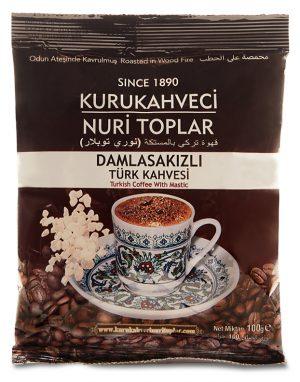 قهوة نوري توبلار بالمستكة 100 غم