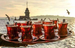 شاي تخسيس تركي