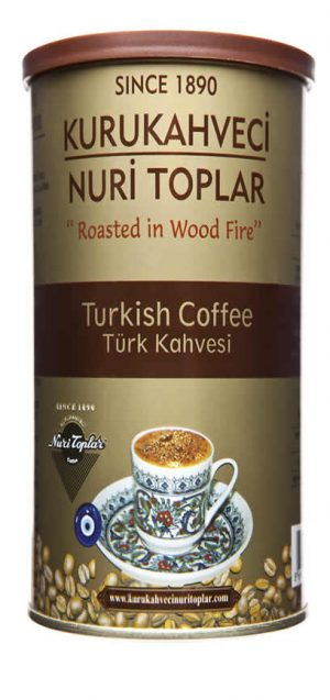 قهوة نوري توبلار محمصة 250 غم