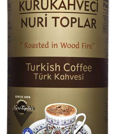 قهوة نوري توبلار محمصة 500 غم