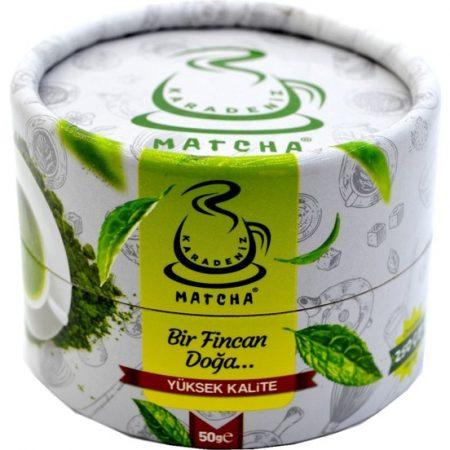 Karadeniz Matcha Çayı Yüksek Kalite 50 gr