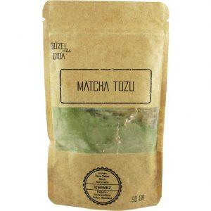 Güzel Gıda Matcha Tozu 50 gr