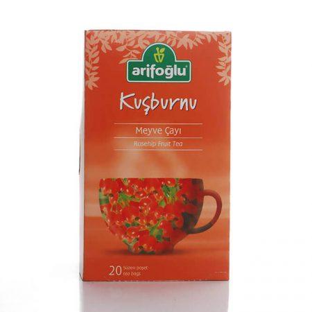 أكياس شاي ثمرة الورد