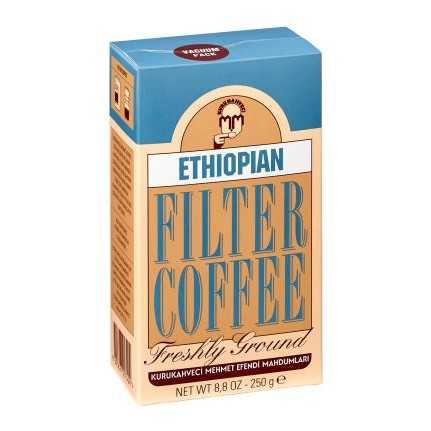 قهوة أثيوبيا مفلترة 250 غرام محمد افندي