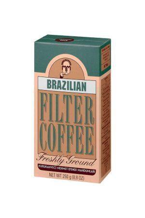 قهوة برازيل مفلترة 250 غرام محمد افندي
