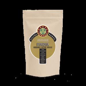 قهوة فلتر بنكهة البندق 250 غرام قهوة دنياسي
