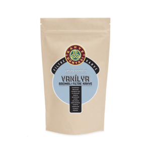 قهوة فلتر بنكهة الفانيليا 250 غرام قهوة دنياسي