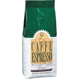 قهوة حبوب أسبرسو 500 غرام محمد افندي