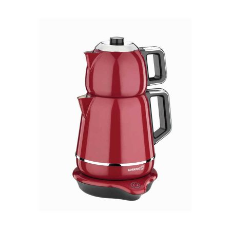 ماكينة شاي ستانلس – احمر / 2000 واط /