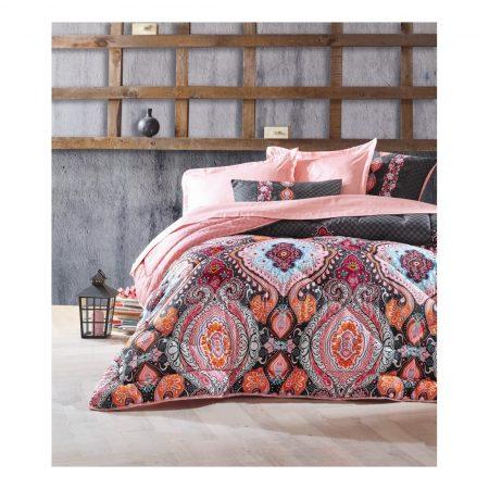طقم لحاف سرير مزدوج – مزخرف