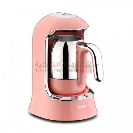 ماكينة القهوة التركية قهوكوليك – بينك