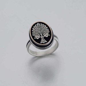 خاتم شجرة الحياة للسلطانة ايبليجي مسلسل قيامة ارطغل
