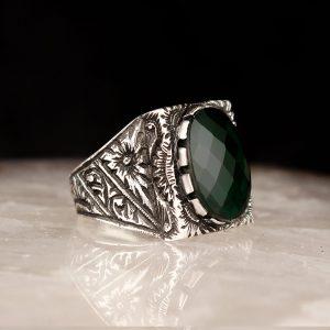 Turkish Silver Ring