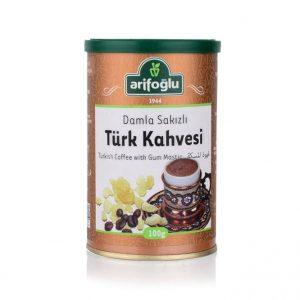 قهوة تركية بالمستكة 100 غ